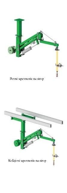 PN - Stĺp + Rameno