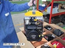 ELECTRIC MOTOR HANDLING