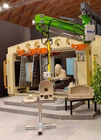 Čo sa týka riešení sanitárnej manipulácie, INDEVA je špičkou v rade, pretože môže zaručiť bezpečnosť, ergonómiu a produktivitu, ako je to v súčasnosti bez akéhokoľvek iného manipulátora, uľahčovača alebo zdvíhacieho zariadenia.