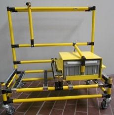 Batériový vozík-AGV