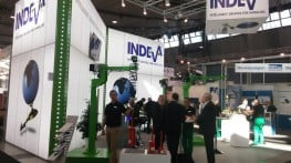 swivel joint- INDEVA manipulator