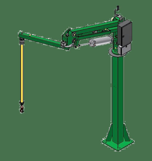 Liftronic air - Stĺp + Rameno