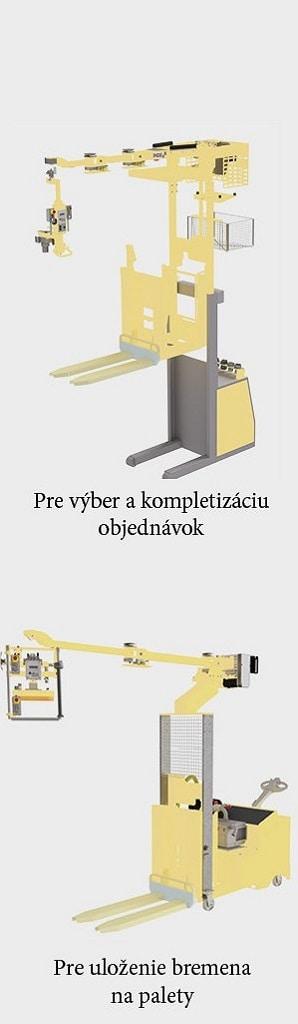 Liftruck - Verzie