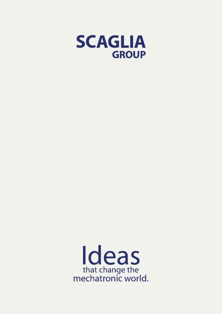 Profil společnosti - Scaglia Group katalog v pdf