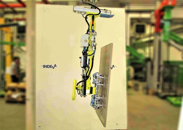 Slávna značka kuchynského nábytku si vybrala INDEVA pre manipuláciu s dverami kuchynskej linky.