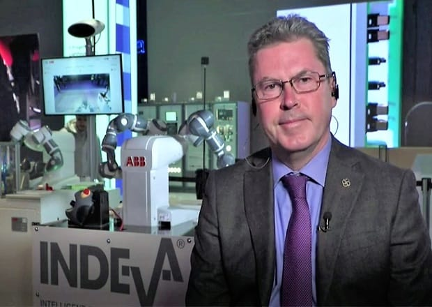AGV INDEVA v Inovačnom tuneli na MECSPE 2019