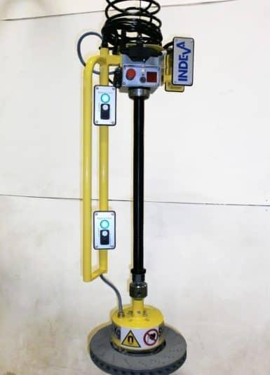 Manipulátory INDEVA vyhovujú potrebám kvalitného a bezpečnostného produktu, preto mnoho spoločností prijalo tento systém pre pohyb kolesa. Použitie systému INDEVA umožňuje udržiavať konštantnú úroveň produktivity počas celej pracovnej zmeny, manipuláciu s nákladom v celkovej ergonómii a bezpečnosti.