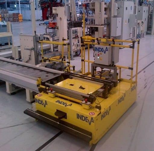 AGV - Modulární a kovové konstrukce