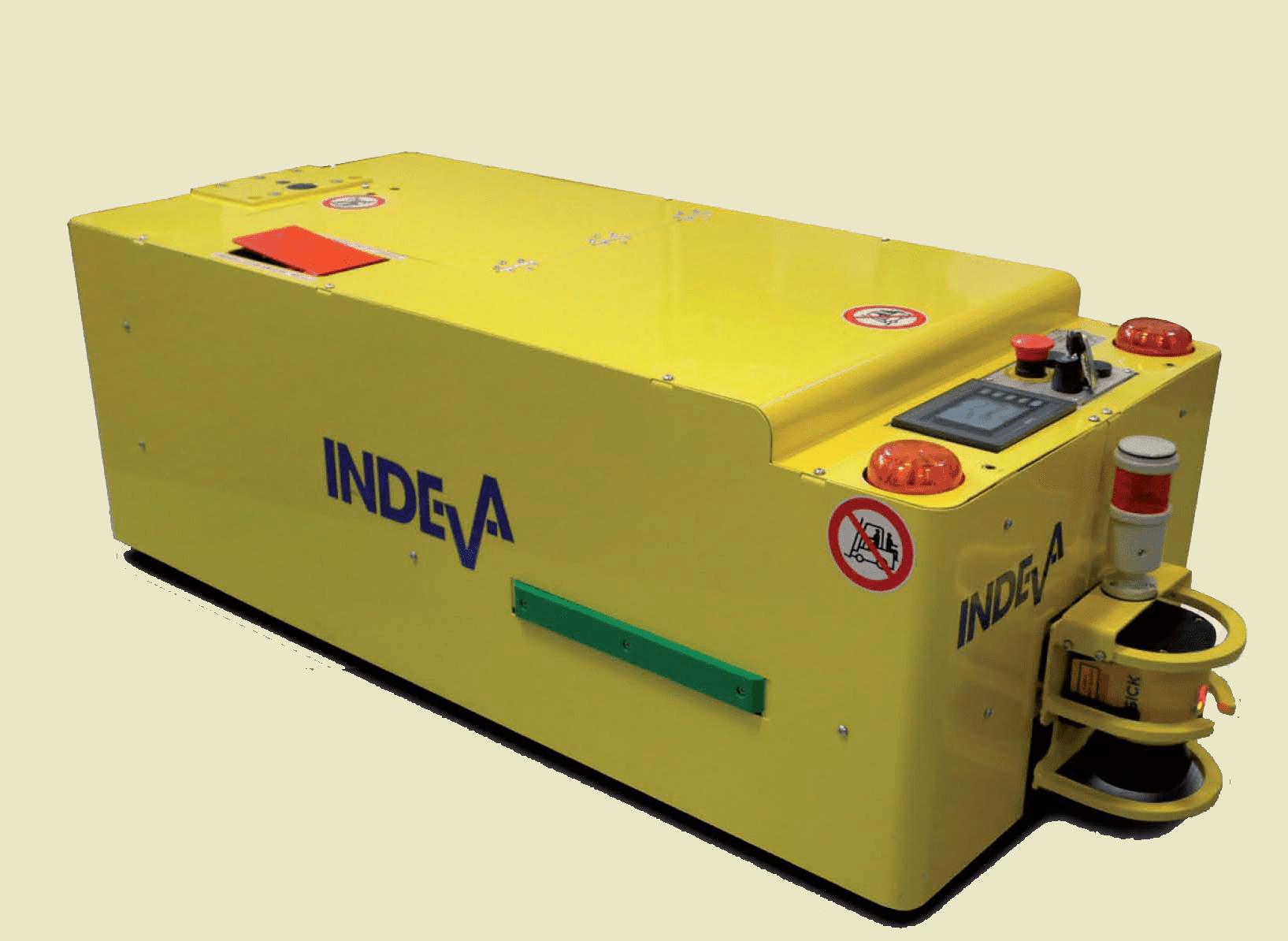 agv.indeva-tunnel - Štandardné modely