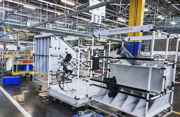 Indeva Lean Systém na zvýšenie ergonómie a bezpečnosti v rámci výrobných procesov