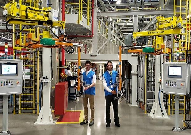 Spoločnosť Scania Brazil si vybrala spoločnosť INDEVA pre pohyb komponentov v automobilovom priemysle