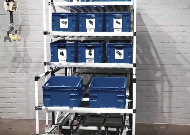 Pracovná stanica kombinovaná s vozíkom Shooter